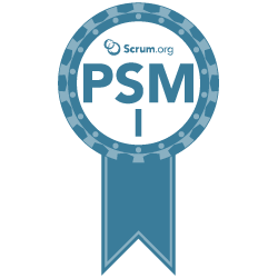Certified Profesional Scrum Master